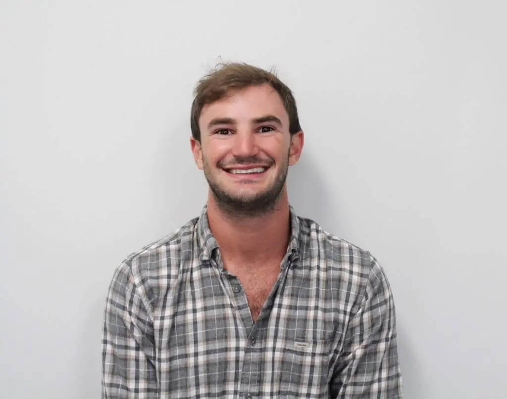 Luca chiropractic student in Perth